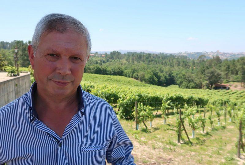 António Soares - Viticultor